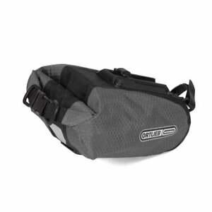 Ortlieb Waterproof Saddle Bag Medium (gray / black)
