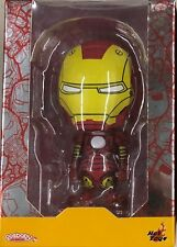 Hot Toys Cosbaby Avengers Iron Man Mark III Marvel Comics Tony Stark Iron Man