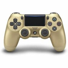 DualShock 4 Wireless Controller for PlayStation 4 - Gold - Sony