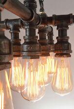 HOT!!! Vintage EDISON 220V 60W Incandescent Filament Lights Bulbs ST64 Globe E27