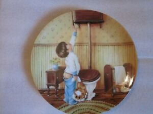 """THE YESTERDAY'S SERIES BY GLENICE--""""ELMER""""-Second Edition-Plate #704--No Box"""