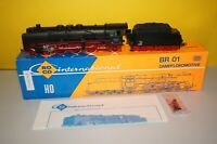 RF30] Roco H0 04119A Locomotive à Vapeur Locomotive-Tender De DB Br 01 111 - Ovp
