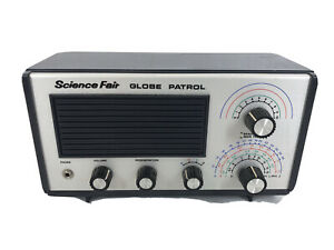 Globe Patrol shortwave transistor kit radio shack AM SW receiver Tandy Japan