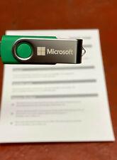 RETAIL Windows 10 Home to Professional Upgrade License 5-PCs Original USB