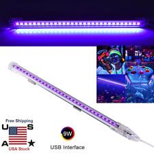 9W LED UV Bar Black Light Disco Stage DJ Party Christmas Xmas USB Lamp