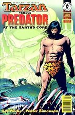 TARZAN VS. PREDATOR: AT THE EARTH'S CORE (1996 Series) #1 mint Comics Book