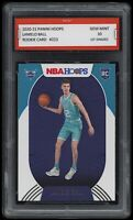 🌟2020/21 Lamelo Ball NBA Panini Hoops Rookie 1st Graded 10 Hornets RC Card🌟