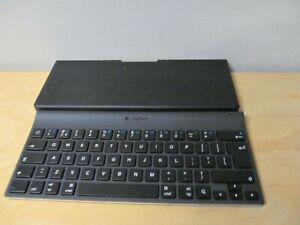 Logitech Bluetooth Tablet  Qwerty Keyboard for iPad 2,3,4 iPad mini 2 Air Air2