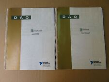 DAQ AT MIO 16 User manual Multifunction Board for the PC National Instruments