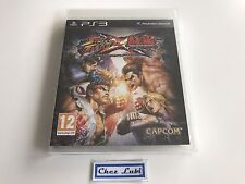Street Fighter X Tekken - Sony PlayStation PS3 - FR - Neuf Sous Blister