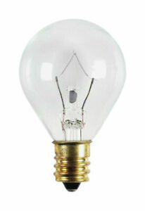 Westinghouse  20 watts S11  Incandescent Bulb  120 lumens White  Speciality