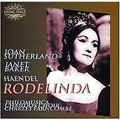 GEORG F. HAENDEL: RODELINDA NEW CD