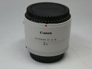 Canon EF 2x  III  Converter