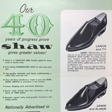 Vintage 1962 Spring Summer Catalog MT Shaw Coldwater Michigan
