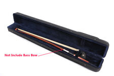 1pcs Upright double bass Bow Case Bow Bag Hold Carry Bass Bow Box