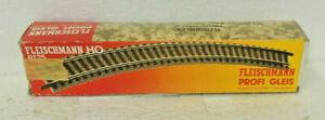 10 x Fleischmann HO Scale Profi-Track Radius 2 Curved Track