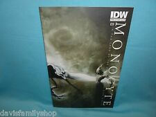 Monocyte #3 Cover A Comic by IDW 1st Print Very Fine Condition