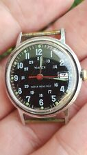 Timex Military style 1974 Watch