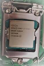 i7-4790s CPU with heatshield/fan (4 core, 3.2 to 4GHz turbo)