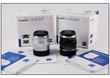 New Zeiss Planar T* 50mm f/2 ZM silver fit Leica M 240 M10 M-P M9