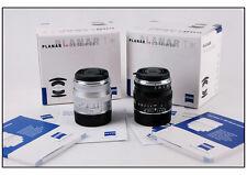 New Zeiss Planar T* 50mm f/2 ZM silver fit Leica M 240 M10 M-P M9 M10