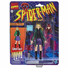 Marvel Legends Gwen Stacy Spider-Man Retro Collection Wave 1