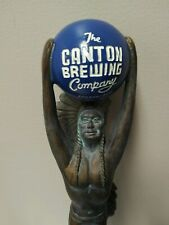 Canton Brewing Company Tap Handle, Bronze Color composite material