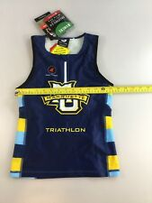 Pactimo Womens Tri Top Triathlon Jersey Size Small S (6400-12)