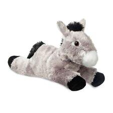 """Aurora 12"""" Flopsie Daisy Donkey - New 12 Flopsies Plush Cuddly Soft Toy Teddy"""