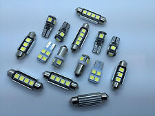 Mercedes B Klasse W245 T245 FULL LED Interior Lights KIT 15 pcs SMD Bulbs White