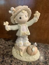 Precious Moments Figurine You're Just Too Sweet To Be Scary
