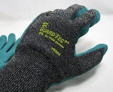 12 Pair Wells Lamont GuardTec3 Gloves Nitrile Palm Cut Resistant Y9286 Large B20