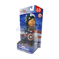 Disney Infinity 2.0 Captain America - Marvel - Brand New in Original Packaging