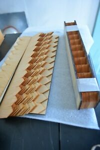 Miniature Shingles  2 pkgs of 24 by 9 inches