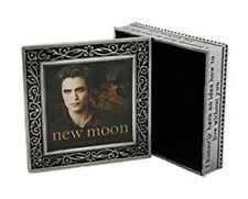 "Twilight New Moon ""Edward"" Metal Jewelry Box - NIB"