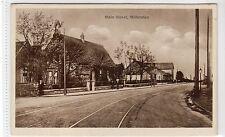 MAIN STREET, MILLERSTON: Glasgow postcard (C10482)