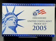 2005 S US Proof Coin Set OGP Combo Shipping Discounts RobinsonsCoinTown Marietta