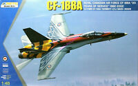 """Kinetic K48079 1/48 Royal Canadian Air Force CF-188A """"20 Years of Serivce"""""""