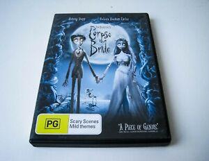 CORPSE BRIDE - DVD