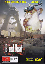 BLIND HEAT Maria Conchita Alonso DVD Region Free - New - PAL