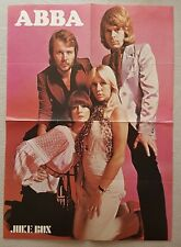 ABBA-rare original poster 1975 Size 60 x 40 cm
