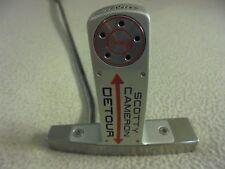 """Titleist Scotty Cameron Detour - 35"""" Putter w/Titleist Golf Pride Grip"""