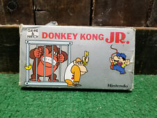 Nintendo Game & Watch Donkey Kong Jr. - DJ-101 - COMPLETE CIB - Used - Works