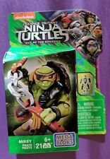 Mega Blocks Nickelodeon Teenage Mutant Ninja Turtles Pirate Mikey Mini Figure