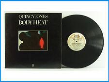 Quincy Jones Body Heat Record A&M Records SP-3617 #1228