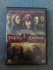 Pirates of the Caribbean: At Worlds End (DVD, 2007 Bilingual) NTSC REGION 1