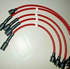 HONDA CIVIC 1.0/1.2/1.3 1973-84 RED COPPER HT LEADS