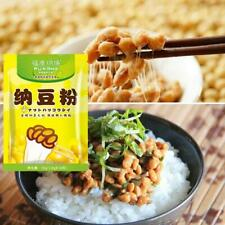 Organic natto starter with high activity of Bacillus subtilis