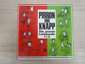 CD /  Pirron Und Knapp – Die Große Lachparade 1 + 2 / AUSTRIA RARITÄT /  1991 /