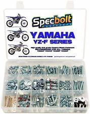 250pc Bolt Kit Factory Yamaha YZF450 YZF250 YZF400 YZ250F YZ400F YZ426F YZ450F